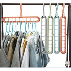 multi purpose cloth hanger for shirt coat babies clothes space saver