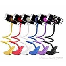 Universal Detachable Long Arm Lazy Bedside Flexible Mobile Phone Holder Bed...