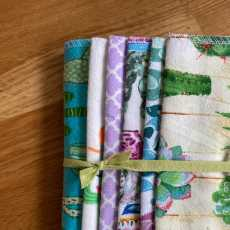 Flannel kitchen towel washable and reuseable.( a pack of 12 flannel towel)