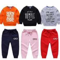New time collection  Pack of 2 Multicolor Printed Sweatshirts & 2 Multicolor...