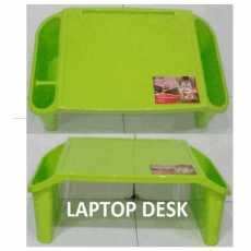 Study Table Thickening Plastic Children Small Study Table With Storage Lap...