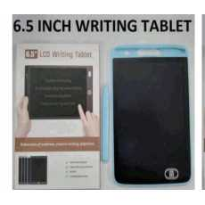 LCD Writing Tablet, Drawing Pad Digital E-writer, 6.5-inch Portable...