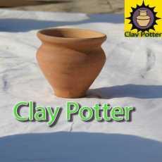 Clay Bowl  Traditional Pot  Mitti ka Piyala  Medium Size