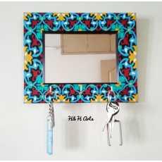 Hand Painted keys Holder