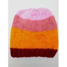 Winter wool cap kids Multi