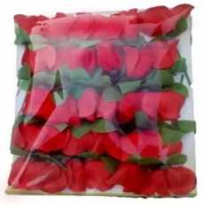 Artificial Decorative Red Roses Pack Of 30