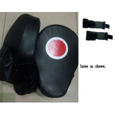 Boxing Pad Mma Gloves Sand Bag Kick boxing pad Martial Art Kick boxing...