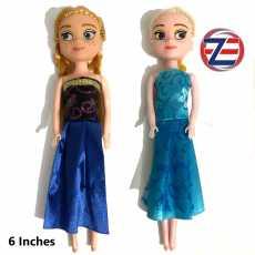 Frozen Dolls Pair - Princess Anna & Elsa