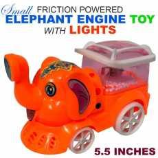 Elephant Engine small Toy
