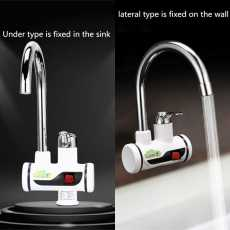 Instant water heater Water Tap