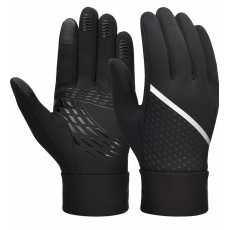 Cycling Gloves Running Gloves Touch Screen Anti-slip Thermal Sports Winter...