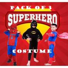 SUPERHEROS COSTUME