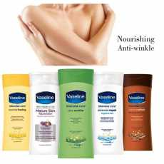 2 Pack Vaseline Body Lotion - Intensive Care Body Cocoa Radiant 200 ML
