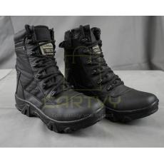 Black Delta Tactical Boots