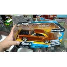 Maisto 1:24 W/B Special Edition Die Cast Vehicle Random Car