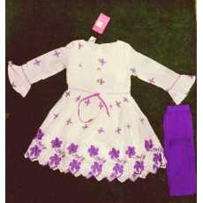 Baby Girl Dress Winter Tutu Dresses Party Wear Toddler Frocks Children...