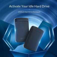 ORICO 2520U3 HDD Case 2.5 Inch SATA to USB 3.0 External Hard Drive Disk...
