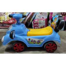 NeoPrene 4 Tyres Baby Car With Comfortable Seats with Steering for 1-3 Years Old