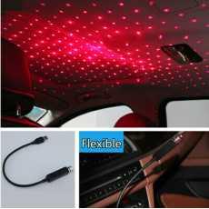 Normal Universal Mini LED Car Roof Star Night Lights Projector Interior