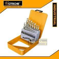 Ingco 19 Pcs HSS Twist Drill Bits Set
