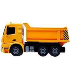 Heavy Dump Truck RC Engineering Truck Yellow Six Channel
