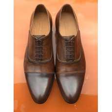 Leather handmade customized shoes