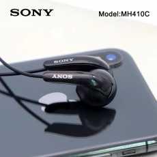 Original Sony MH410C In-Ear Earphones Super Bass Earphones with Microphone...