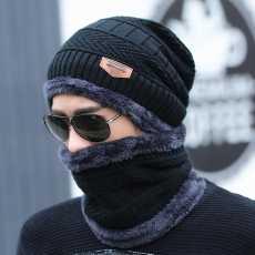 Woolen Beanie Cap For Men