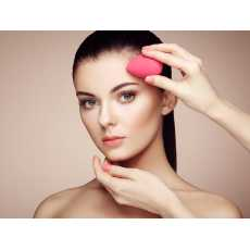 Beauty Blender Sponge Foundation Sponge Cosmetic Puff Facial Makeup Puff...