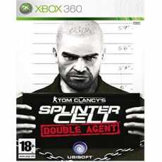 Splinter Cell Double agent for Xbox 360