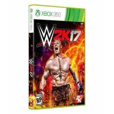 Wrestling 2K17  - Xbox 360 - A