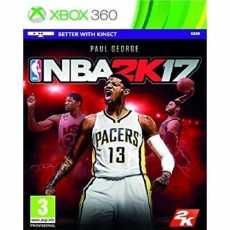 Paul George NBA 2017 For Xbox 360