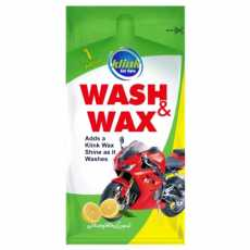 KLINK CAR WASH AND WEX SHAMPOO PACK OF TEN SACHET A PRODUCT OF HARRIS SILICONE