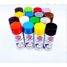 SPRAY PAINT AVAILABLE IN YELLOW COLOUR  - INSHAALLAH ITEMS WILL BE SENT SAME...