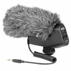 BOYA BY-VM600 Cardioid Condenser Sho-tgun Microphone for DLSR Camera