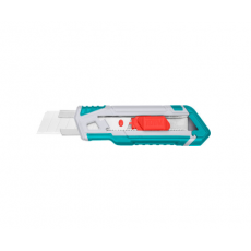 TOTAL (INDUSTRIAL - PRC) - THT511816 - UTILITY KNIFE CUTTER -18 X 100mm