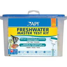 API Freshwater Master Test Kit for pH, Ammonia, Nitrite, Nitrate