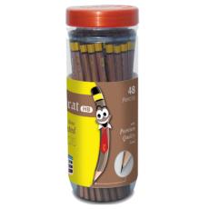 Autocrat Hb Pencils - 48 Pcs
