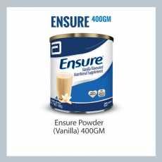 ENSURE ORIGINAL POWDER - Vanilla - 400Gm Complete, Balanced Nutrition®