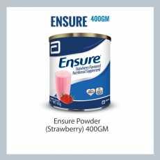 Ensure Strawberry Powdered Milk - 400Gm
