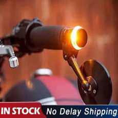 """Turn Signal LED Light Indicator Dual Color Blinker For All Motorcycle 7/8""""..."""