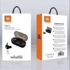 JBL TWS4 Wireless Earbuds – Bluetooth Headphones