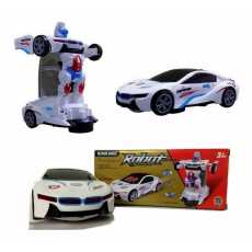 Robot Transformer Car Mode Deform 2 In 1