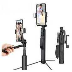 A21 Video Stabilizer Selfie Stick Tripod Gimbal Bluetooth Tripod Selfie Stick...