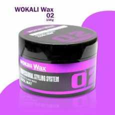 Wokali Wax Professional Styling System Hair Wax 02 (150g)