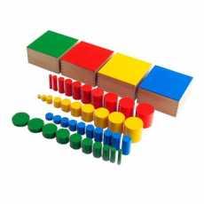 Knobless Cylinder Montessori