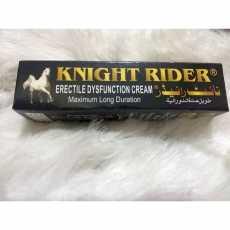 Knight Rider Delay Sex Cream For Men