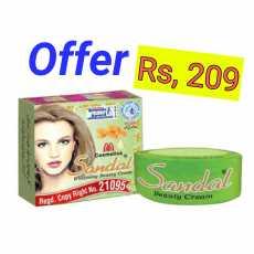 Sandal Beauty Whitning Cream