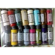 50 Multi Color Sewing Thread Box, Dhaga, Nalki with Free Machine Needle packet