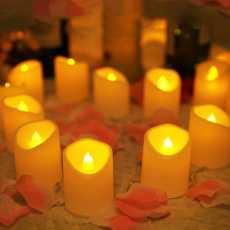 Good Quality Flameless LED Tea light Candle